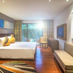 Отель Novotel Phuket Karon Beach Resort & Spa Пхукет комната для гостей фото 5
