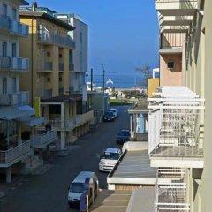 Отель ASSO Римини балкон