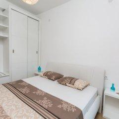 Отель Apartmani Vujanovic Черногория, Пржно - отзывы, цены и фото номеров - забронировать отель Apartmani Vujanovic онлайн комната для гостей фото 5