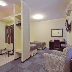 Гостиница Меблированные комнаты комфорт Австрийский Дворик Стандартный номер с двуспальной кроватью фото 31