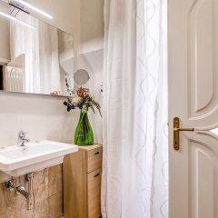 Отель Suite in Rome Veneto Италия, Рим - отзывы, цены и фото номеров - забронировать отель Suite in Rome Veneto онлайн ванная фото 2