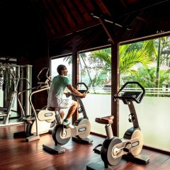 Отель Novotel Goa Resort and Spa Индия, Гоа - отзывы, цены и фото номеров - забронировать отель Novotel Goa Resort and Spa онлайн фитнесс-зал