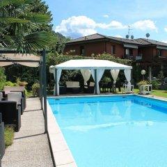 Отель Albergo Paradiso Италия, Макканьо - отзывы, цены и фото номеров - забронировать отель Albergo Paradiso онлайн бассейн