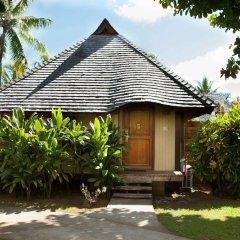 Отель Hilton Moorea Lagoon Resort and Spa Французская Полинезия, Муреа - отзывы, цены и фото номеров - забронировать отель Hilton Moorea Lagoon Resort and Spa онлайн фото 10