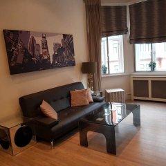 Апартаменты Hans Crescent Apartment Лондон комната для гостей фото 2