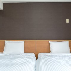 Отель Flexstay Inn Shirogane Япония, Токио - отзывы, цены и фото номеров - забронировать отель Flexstay Inn Shirogane онлайн комната для гостей фото 5