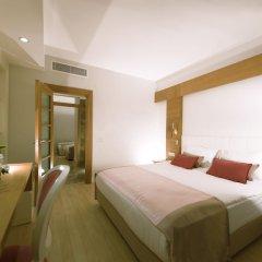 Port Nature Luxury Resort Hotel & Spa Богазкент комната для гостей фото 5