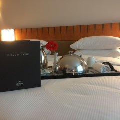 Отель Hilton Munich Airport Германия, Мюнхен - 7 отзывов об отеле, цены и фото номеров - забронировать отель Hilton Munich Airport онлайн в номере фото 2