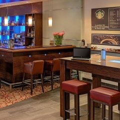 Отель Hilton Cologne гостиничный бар