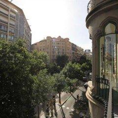Отель The Moods балкон