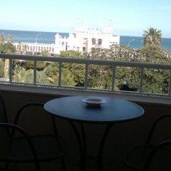 Отель Mondello Palace Hotel Италия, Палермо - отзывы, цены и фото номеров - забронировать отель Mondello Palace Hotel онлайн балкон