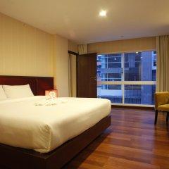 Отель The Kris Residence комната для гостей