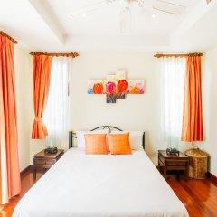 Отель Baan Kaja Villa by Lofty Таиланд, Камала Бич - отзывы, цены и фото номеров - забронировать отель Baan Kaja Villa by Lofty онлайн комната для гостей
