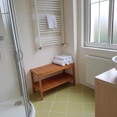 Отель Penzion Valkoun-Lilienfeld Чехия, Карловы Вары - отзывы, цены и фото номеров - забронировать отель Penzion Valkoun-Lilienfeld онлайн ванная