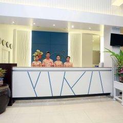 Отель Days Inn by Wyndham Patong Beach Phuket интерьер отеля