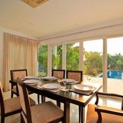 Отель Pattaya Sunset Villa 4 Bedroom Sleeps 8 питание