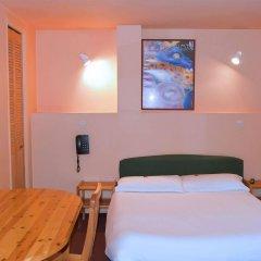 Отель Hôtel Comte de Nice комната для гостей фото 5
