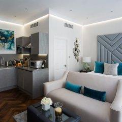 Отель Flying Butler Baker Street Apartments Великобритания, Лондон - отзывы, цены и фото номеров - забронировать отель Flying Butler Baker Street Apartments онлайн комната для гостей фото 3