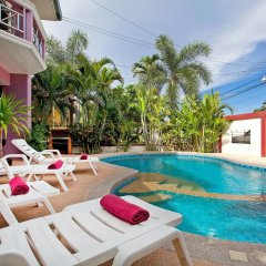 Отель Baan Duan бассейн фото 2