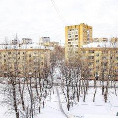 Апартаменты Apartment on Tekstilschiki балкон