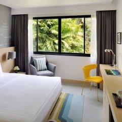 Отель Movenpick Resort & Spa Karon Beach Phuket 5* Стандартный номер с различными типами кроватей фото 3