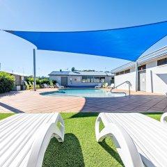 Отель Holiday Haven Burrill Lake Австралия, Сассекс-Инлет - отзывы, цены и фото номеров - забронировать отель Holiday Haven Burrill Lake онлайн бассейн фото 3