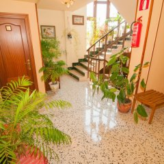 Отель Costa de Ajo Испания, Лианьо - отзывы, цены и фото номеров - забронировать отель Costa de Ajo онлайн интерьер отеля фото 2
