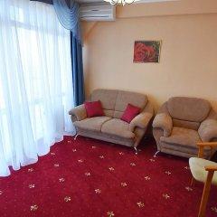 Гостиница Бригантина комната для гостей фото 10