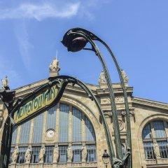 Отель Hôtel Paris Nord Франция, Париж - 1 отзыв об отеле, цены и фото номеров - забронировать отель Hôtel Paris Nord онлайн приотельная территория