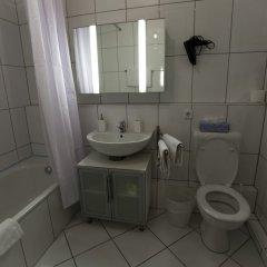 Отель Hotel Petersburg Германия, Дюссельдорф - отзывы, цены и фото номеров - забронировать отель Hotel Petersburg онлайн ванная