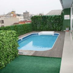 Grand Ons Hotel бассейн фото 2