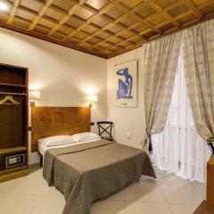 Отель Persepolis Rome сейф в номере