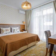 Гостиница Дача (Геленджик) комната для гостей фото 5