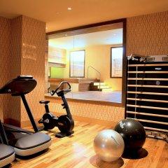 URSO Hotel & Spa фитнесс-зал фото 2