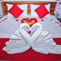 Отель Vesma Villas Шри-Ланка, Хиккадува - отзывы, цены и фото номеров - забронировать отель Vesma Villas онлайн комната для гостей фото 4