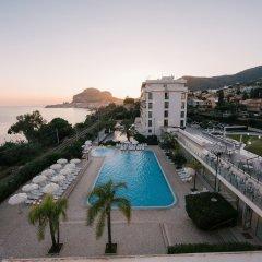 Отель Santa Lucia Le Sabbie Doro Чефалу бассейн фото 2