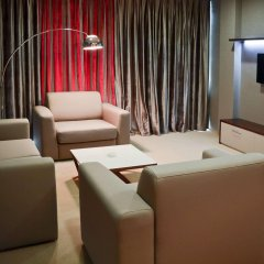 Гостиница OVIS комната для гостей фото 2