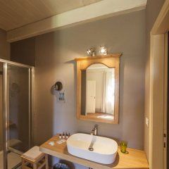 Отель Tenuta La Fratta Синалунга ванная фото 2