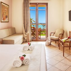 Paralio Hotel комната для гостей фото 4