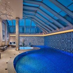 Отель Ritz Carlton Budapest Будапешт бассейн фото 3