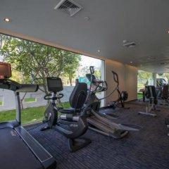 Отель Oceanstone фитнесс-зал