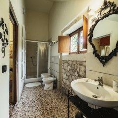 Отель Relais Villa Gozzi B&B Италия, Лимена - отзывы, цены и фото номеров - забронировать отель Relais Villa Gozzi B&B онлайн ванная фото 2