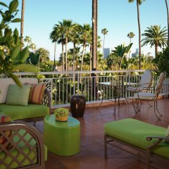 The Beverly Hills Hotel спортивное сооружение