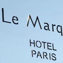 Отель Le Marquis Eiffel фото 6