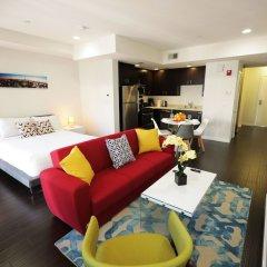 Отель Cosmopolitan Suites комната для гостей фото 4