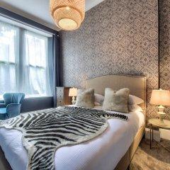 Апартаменты Amadeus Serviced Apartments Глазго комната для гостей