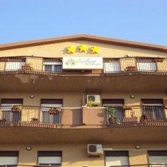 Отель Casa Fiorita Bed & Breakfast Агридженто вид на фасад