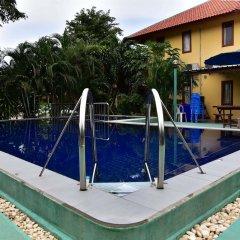 Отель SD Beach Resort бассейн