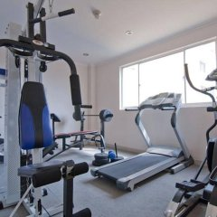 Adora Hotel фитнесс-зал