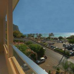 Caligo Apart Hotel балкон
